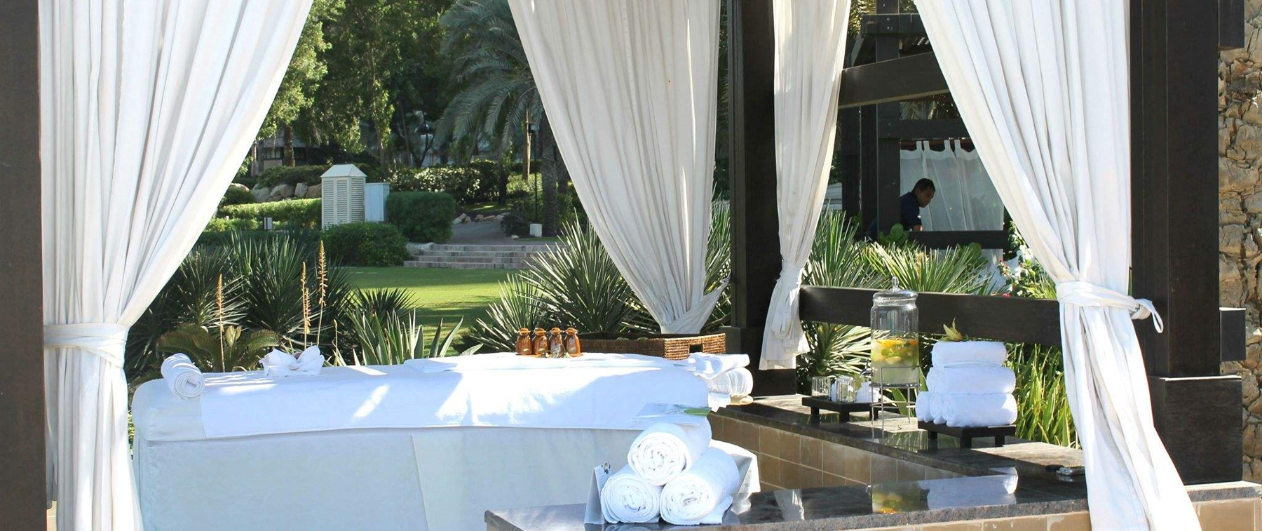 Nourish your body AT Heavenly Spa